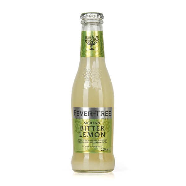 Fever Tree Sicilian Lemon (tonic au citron de Sicile)