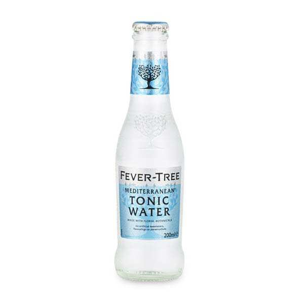 Tonic Soda Mediterranean Fever Tree