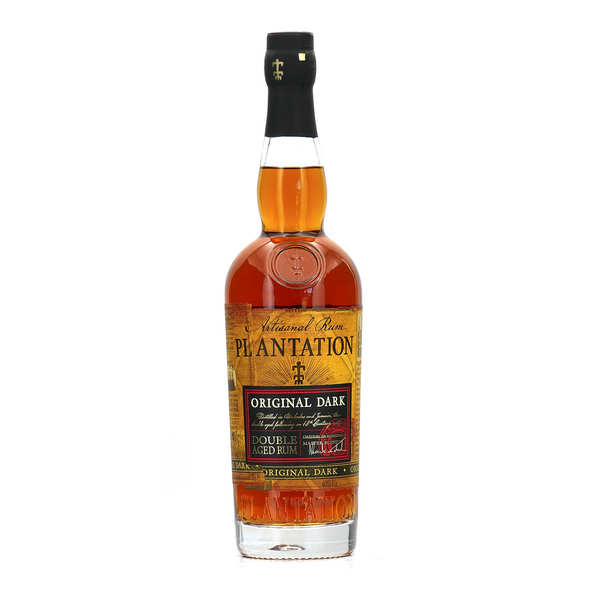 Plantation rhum original dark 40%