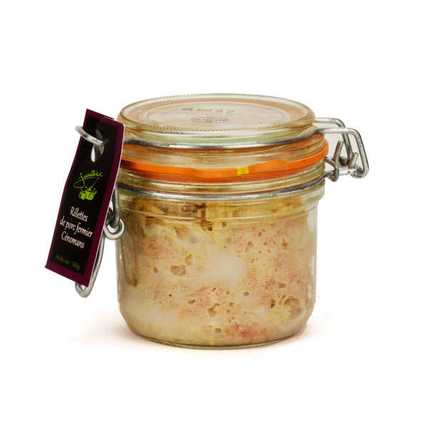 Rillette from Le Mans