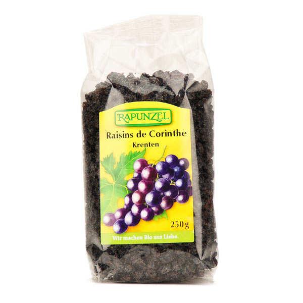 Raisins secs de Corinthe bio