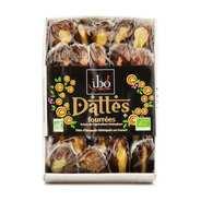 Ibo Produits Bio - Dattes fourrées pâte d'amande bio