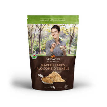 Decacer - Organic maple flakes