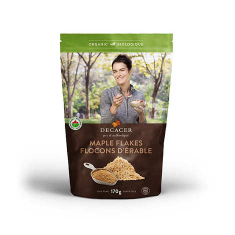 Decacer - Organic maple flakes