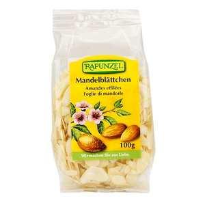 Rapunzel - Organic Almonds Slender