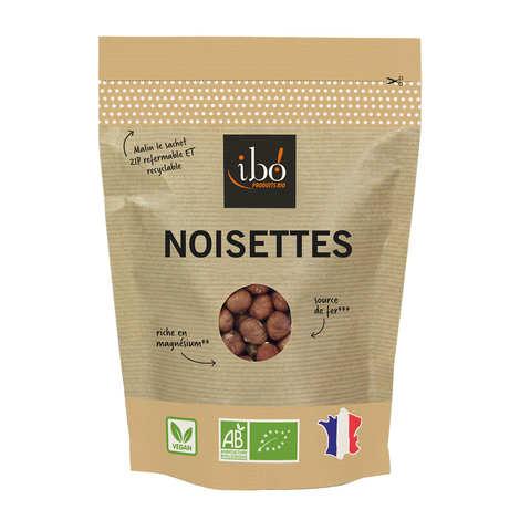 Ibo Produits Bio - Organic Hazelnut kernels