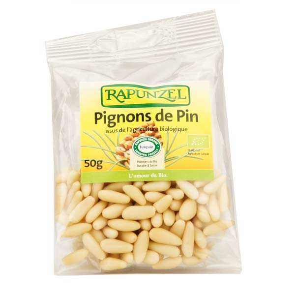Pignons de pins bio