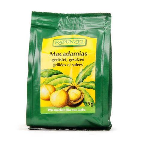 Rapunzel - Noix de macadamia bio