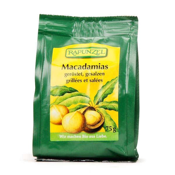 Organic Macadamia Nut