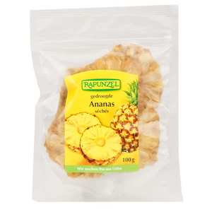 Rapunzel - Organic Washers Dried Pineapple
