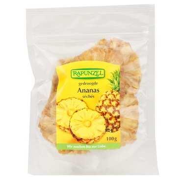 Organic Washers Dried Pineapple