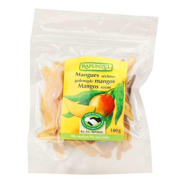 Mangues séchées en lamelles bio