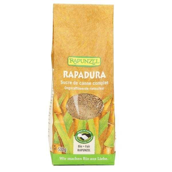 Rapadura, full organic cane sugar