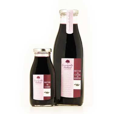 Nectar de cassis noir de Bourgogne