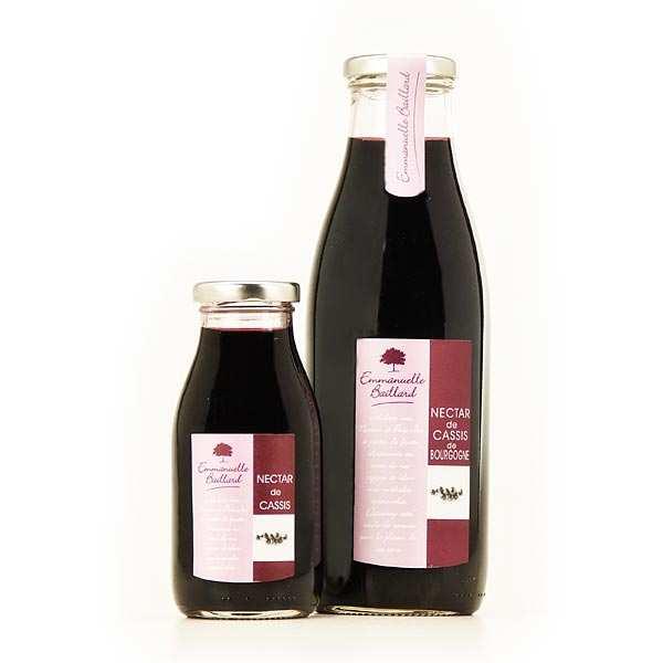 Nectar de cassis noir de bourgogne - bouteille 25cl