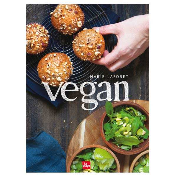Vegan by M.Lafôret (french book)