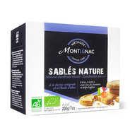 Michel Montignac - Sablés nature bio - Montignac