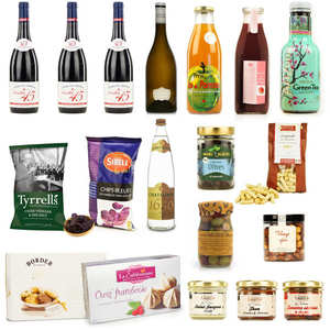 BienManger paniers garnis - Farewell party kit for 20 guests