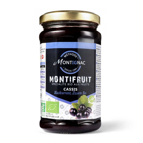Specialty organic blackcurrant - Montignac