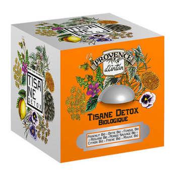 Provence d'Antan - Tisane detox bio