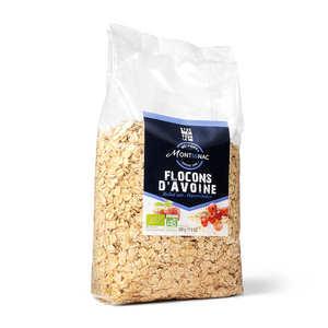 Michel Montignac - Organic Oatmeal - Montignac