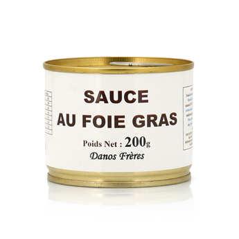 Danos Frères - Sauce au foie gras