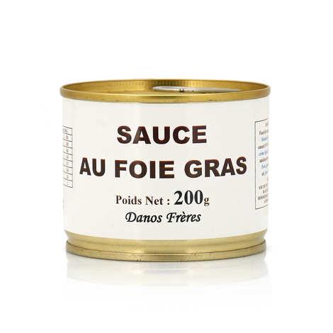 Danos Frères - Foie Gras Sauce