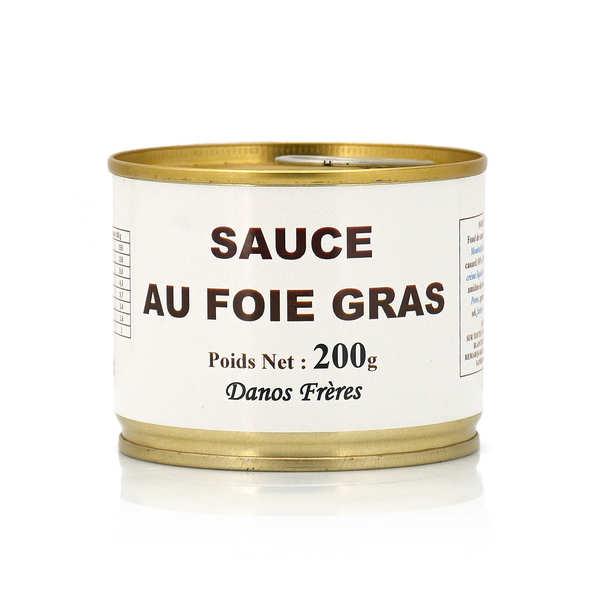 Foie Gras Sauce