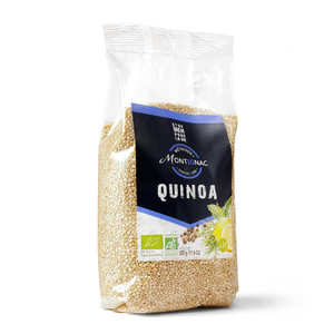 Michel Montignac - Organic Quinoa - Montignac