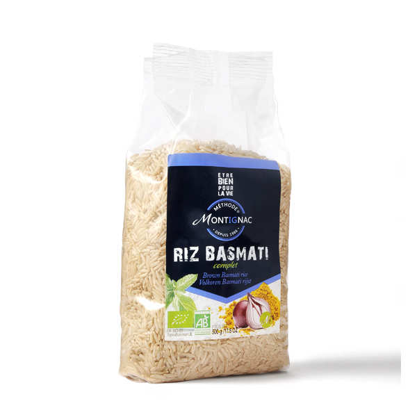 Full Basmati rice bio - Montignac