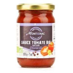 Michel Montignac - Nature organic tomato sauce - Montignac