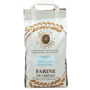 Moulin de Colagne - Organic T 130 rye flour