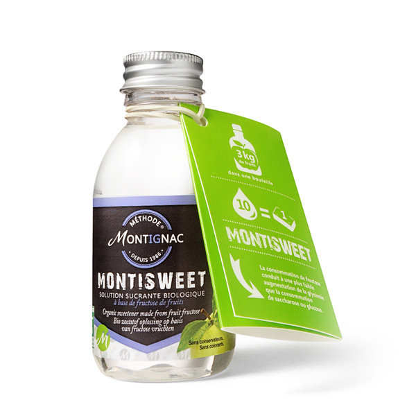 Montisweet solution sucrante - Montignac
