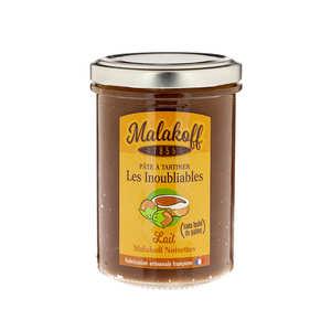 Malakoff Company - Pâte à tartiner lait noisette - Malakoff
