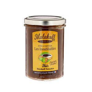Malakoff Company - Pâte à tartiner chocolat noir et noisette - Malakoff