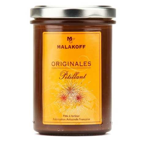 Malakoff Company - Spread Milk Chocolate with Popping Sugar - Malakoff