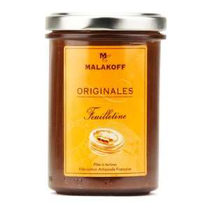 "Malakoff Company - Spread Milk Chocolate ""feuilletine"" - Malakoff"