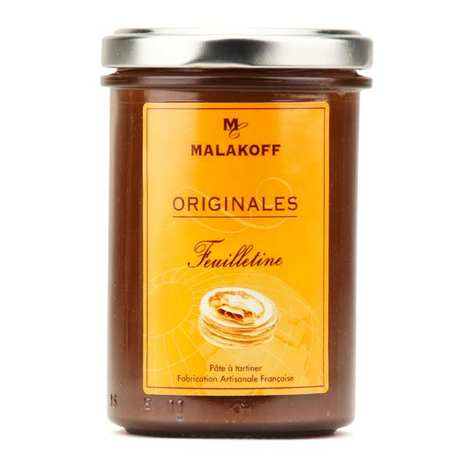 Malakoff & Cie - Pâte à tartiner chocolat au lait feuilletine - Malakoff
