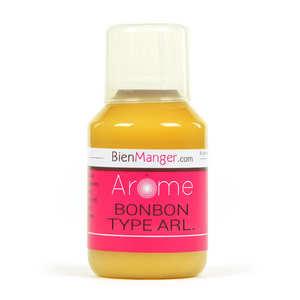 BienManger aromes&colorants - Arôme alimentaire de bonbon arlequin