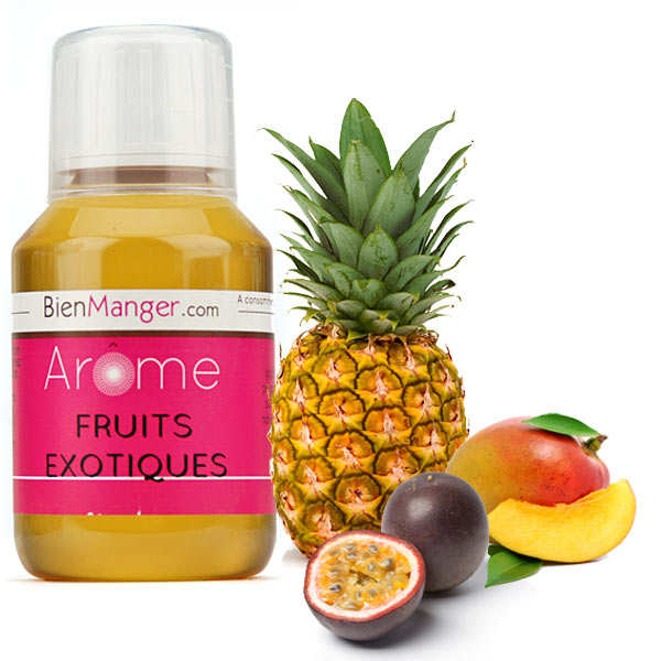 Arôme alimentaire de fruits exotiques