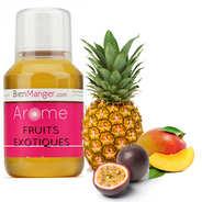 BienManger aromes&colorants - Arôme alimentaire de fruits exotiques