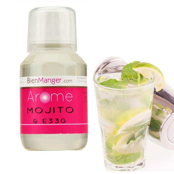 Food flavor mojito