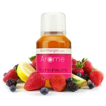 BienManger aromes&colorants - Arôme alimentaire tutti frutti