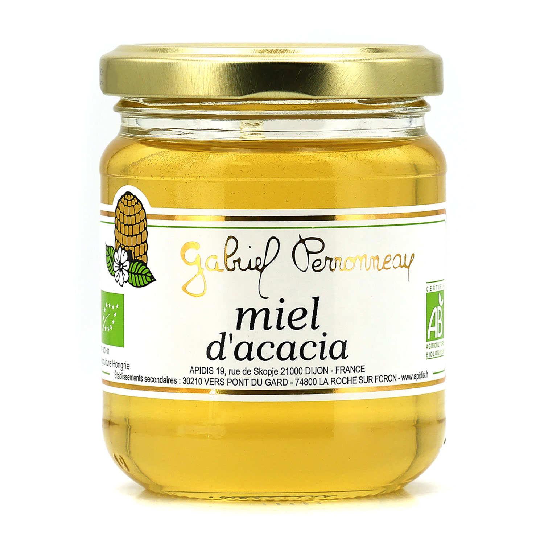 Organic and Liquid Acacia Honey