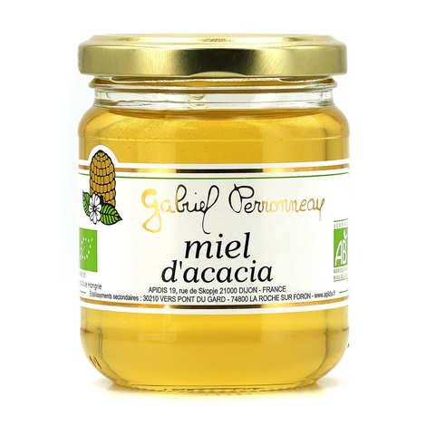 Organic And Liquid Acacia Honey Gabriel Perronneau
