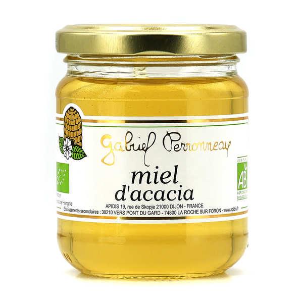 Miel d'acacia liquide bio