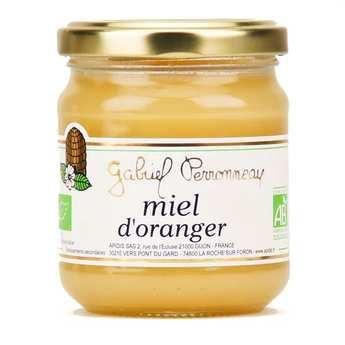 Gabriel Perronneau - Organic Orange Honey (250g)
