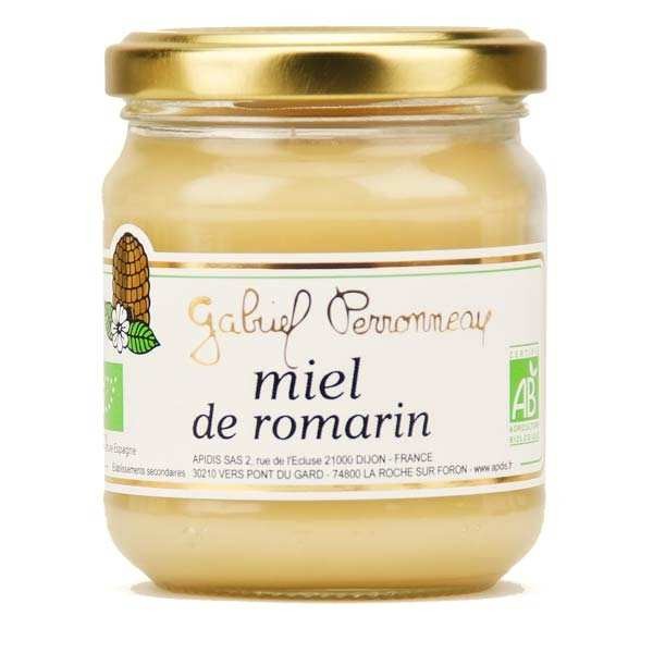 Organic Rosemary Honey