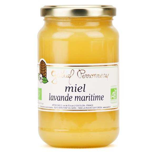 Organic Sea Lavender Honey