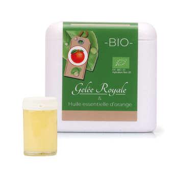 Gabriel Perronneau - Gelée royale aromatisée orange bio